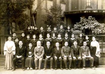 温故女学院